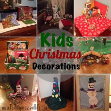 Our Christmas decorations are kid friendly and therapist approved. Check out how we play through the holiday