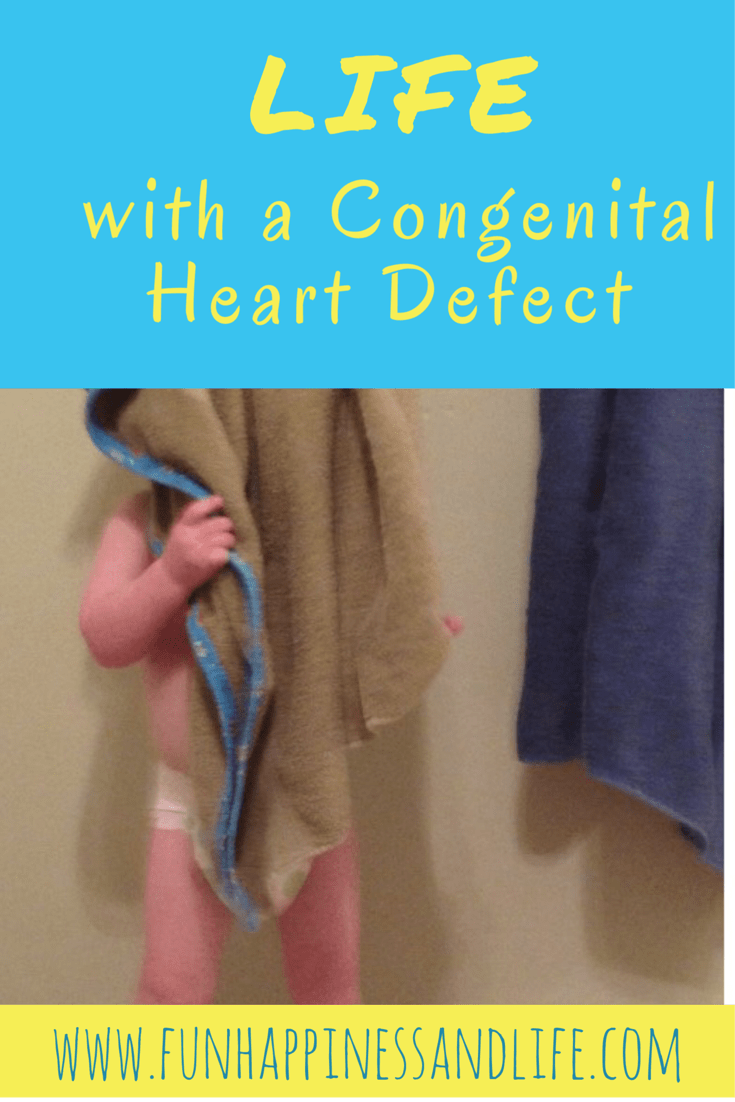 Life with a Congenital Heart Defect