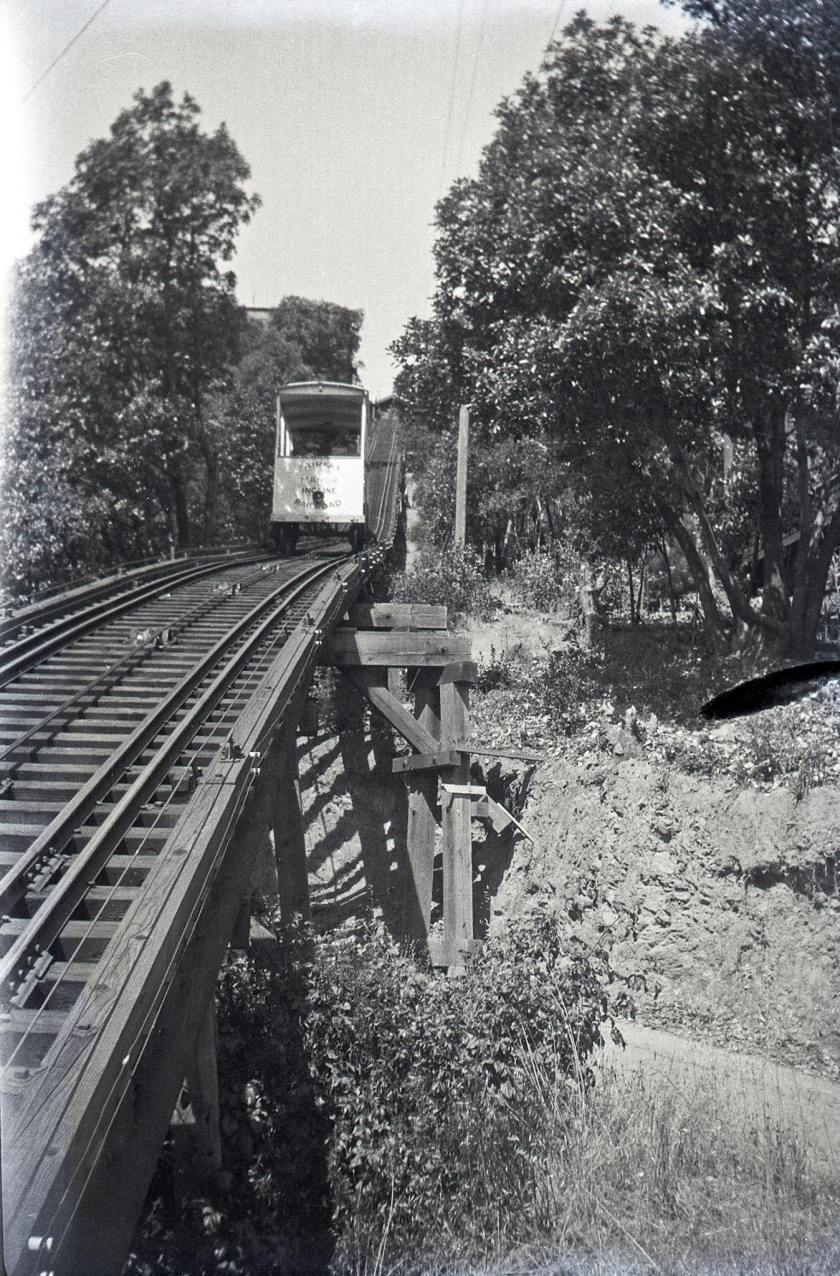 Fairfax Manor Inclined Railroad