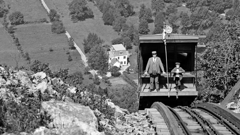 Mount Beacon Incline Railway (1901-1978)