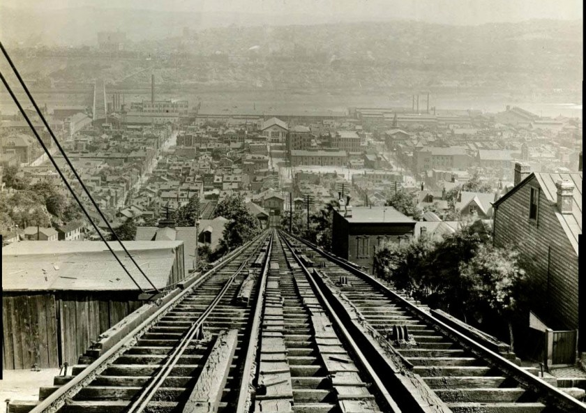 Pittsburgh - Mount Oliver Incline (1871-1951)