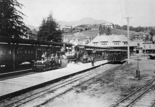 Mill Valley station