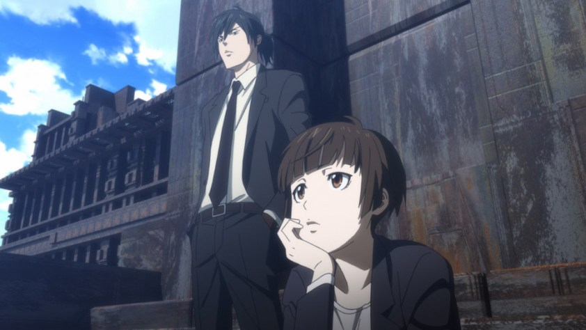 Image result for psycho-pass the movie