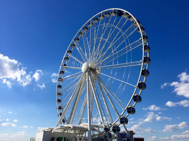 Capital Wheel at National Harbor