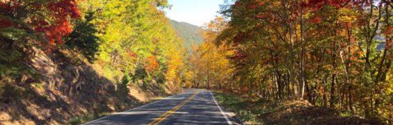 Blue Ridge Parkway Southern Shenandoah Valley Virginia
