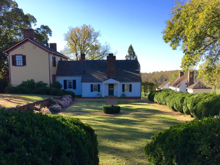 James Monroe Highlands Charlottesville Virginia