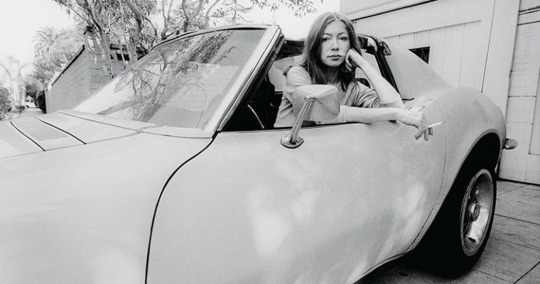 joan didion 60s stingray