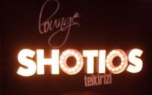 """Colaboración con Shotios Lounge: """"Jóvenes apoyando a jóvenes"""""""