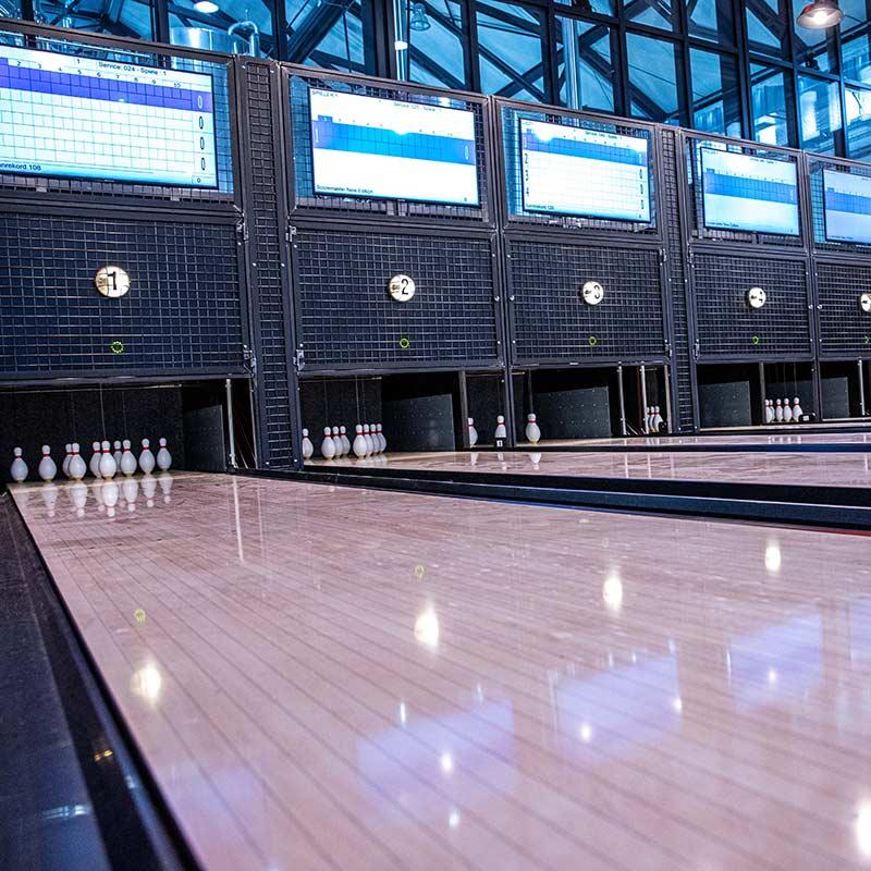 Duckpin Bowling Funk Bowling NA 6