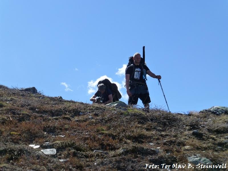 Rondane 2012 – Dag 3, Dørålsvatnet – Haverdalsetra