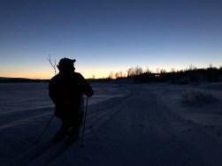 Sunrise in Rondane