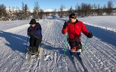 Løse bein (og noen beinløse) i skisporet