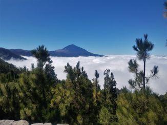 Teide i skyene