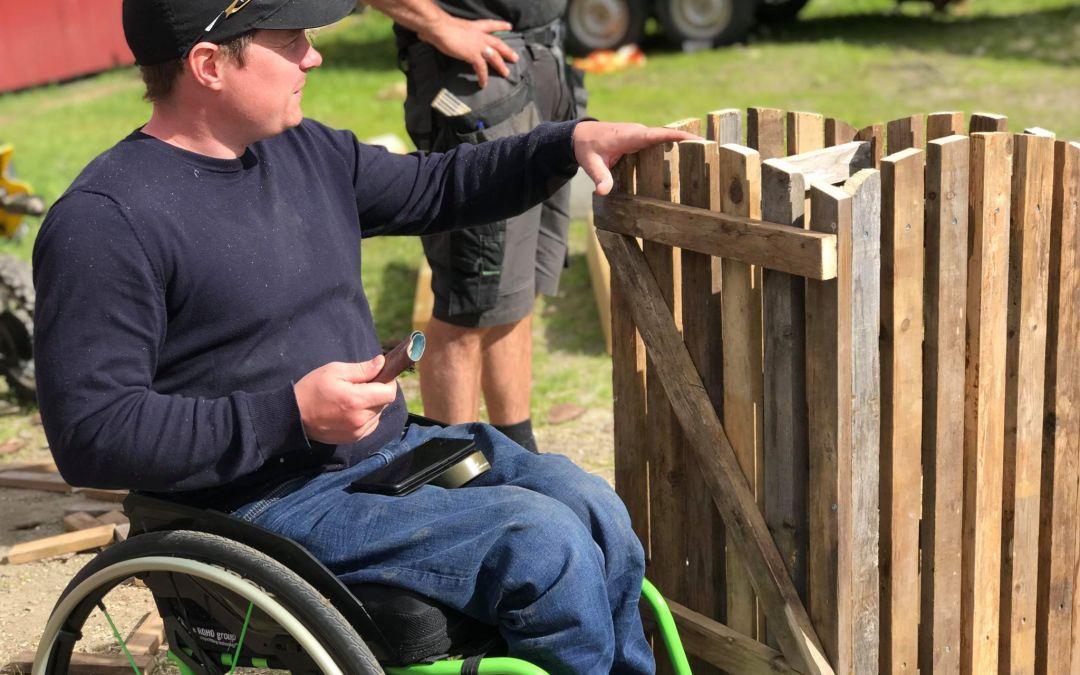 Handicap til Handyman