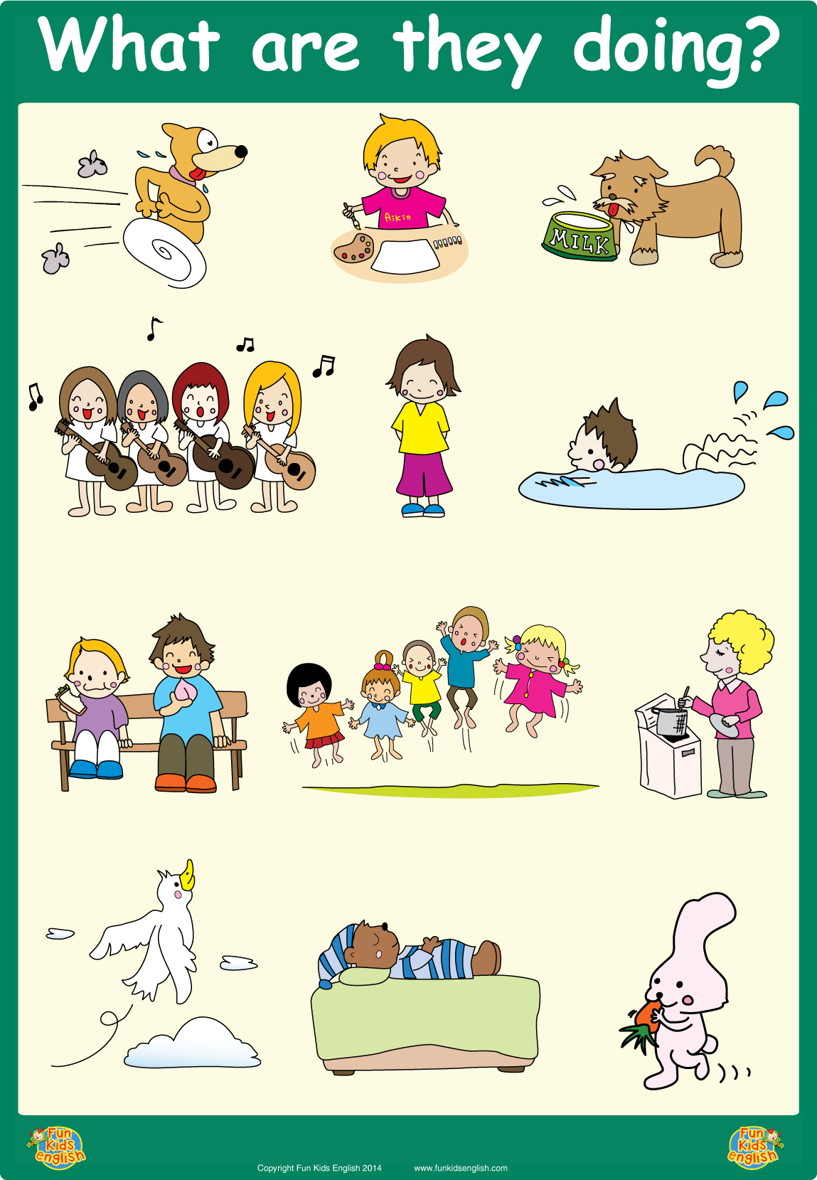Free Wall Posters Children S Songs Children S Phonics Readers Children S Videos Free