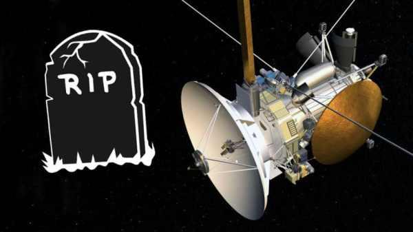 NASA to crash CassiniHuygens spacecraft into Saturns
