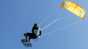 Kurs kitesurfingu indywidualny