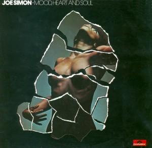 Joe Simon 1974 Mood, Heart And Soul front