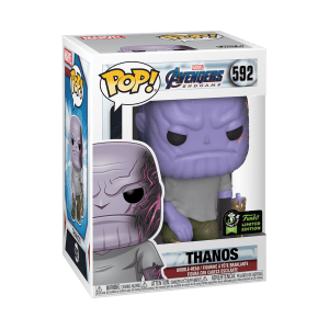 POP MARVEL AVENGERS 4:ENDGAME – THANOS (ECCC 2020) [#592]