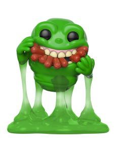 Funko- Pop Vinilo: Ghostbusters: Slimer w/Hot Dogs