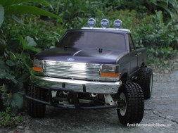 Tamiya Frog (mit Ford Karosserie)