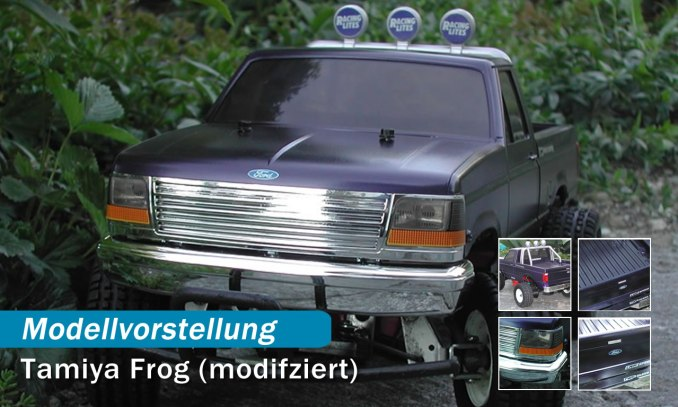 Tamiya Frog Ford