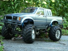 Tamiya Toyota 4x4 Pick Up BRUISER