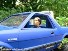 Tamiya Subaru Brat
