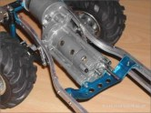 Getriebe Tamiya Toyota 4x4 Pick Up BRUISER