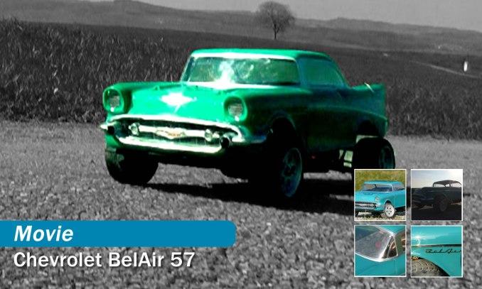 Chevrolet Belair 57