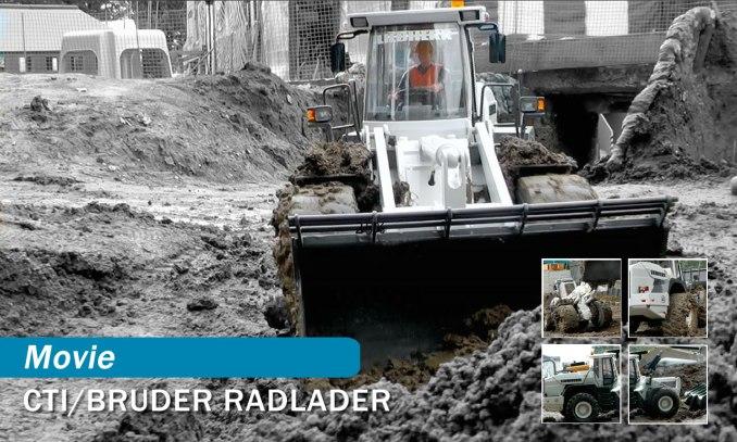 CTI Liebherr 574 Bruder Radlader