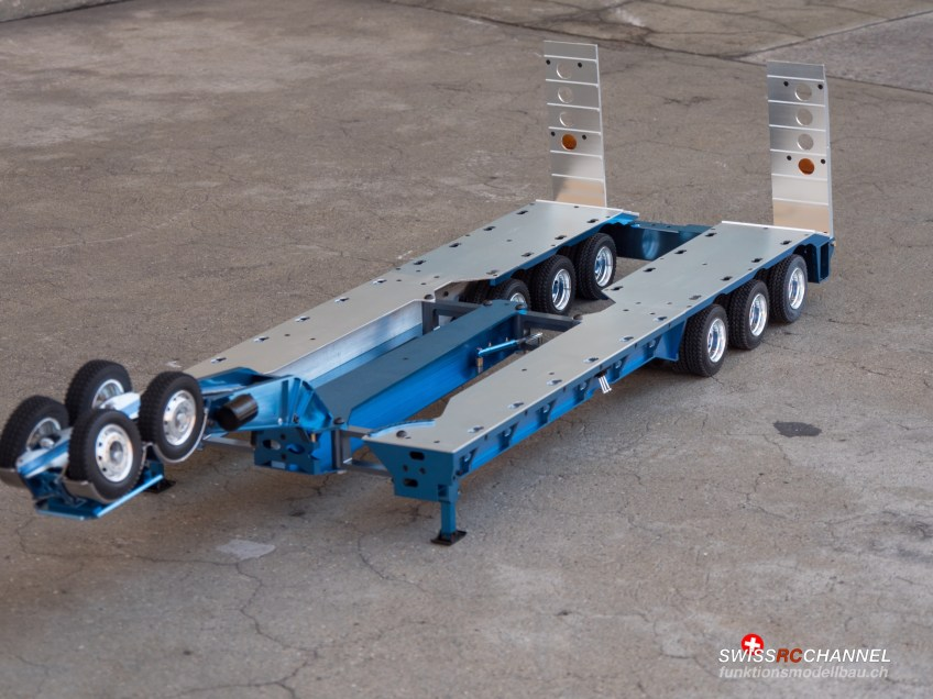 RC4WD Swingwing Trailer