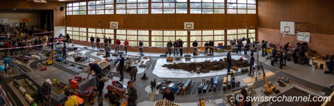 RC Truck Event in Grossaffoltern 2019