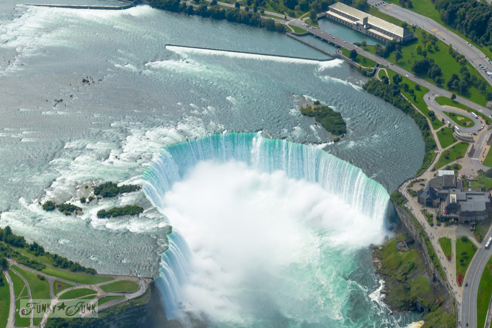 A Birds Eye View Of Magnificent Niagara FallsFunky Junk