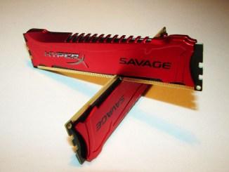 Kingston Savage 8GB 2400c11 pht9