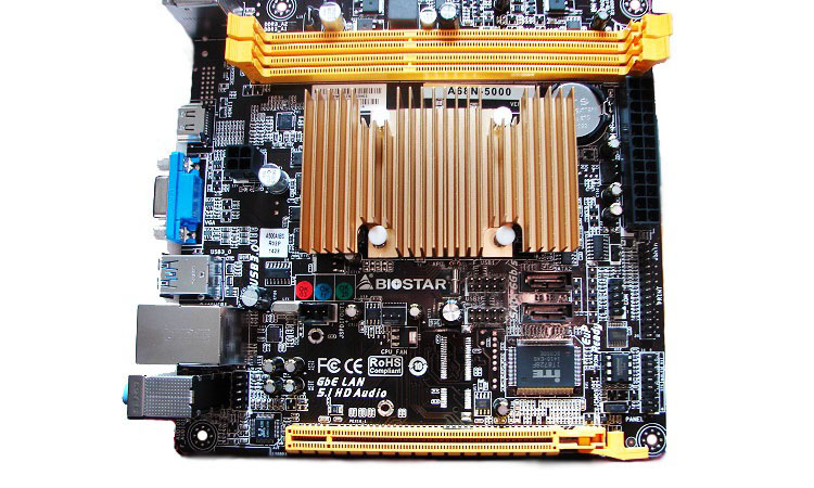 Biostar A68N-5000 Ver. 6.x Download Drivers