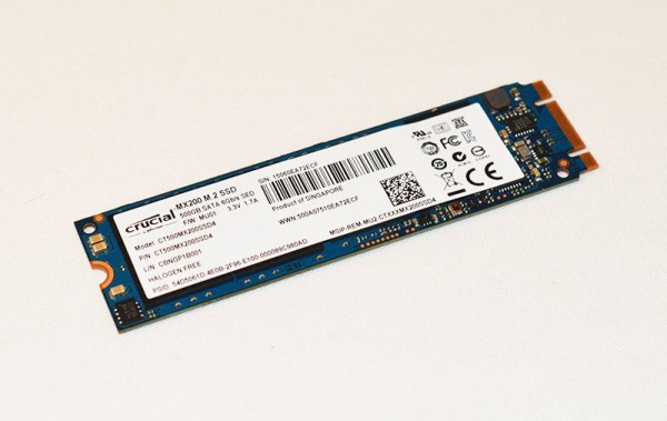 Crucial MX200 M2 pht2