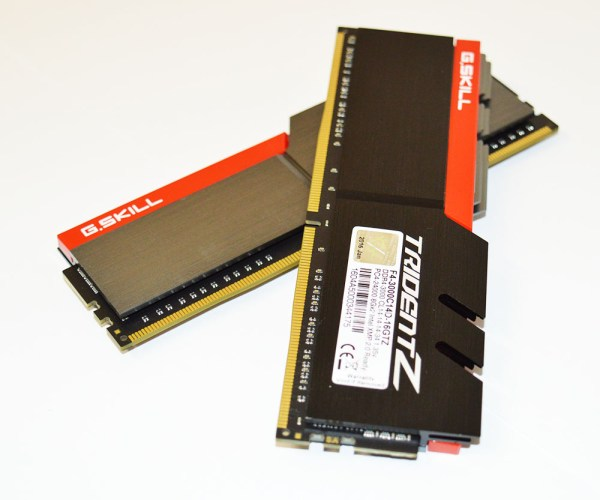 GSkill TridentZ 16GB 3000C14 pht17