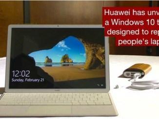 huawei win10 tab