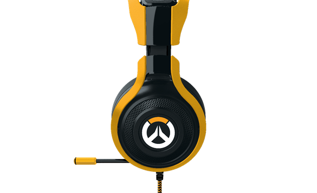 Overwatch Razer Gaming Mouse, Mat, Keyboard And Headset Now