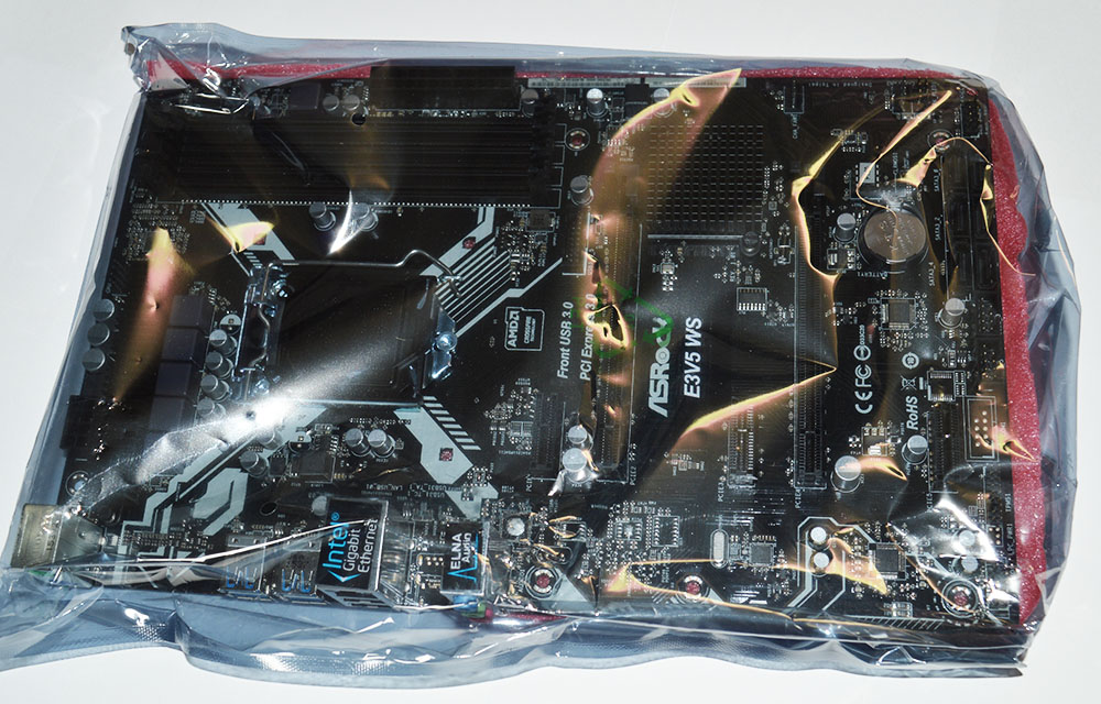 Asrock E3v5 Ws Workstation Motherboard Review Page 2 Of