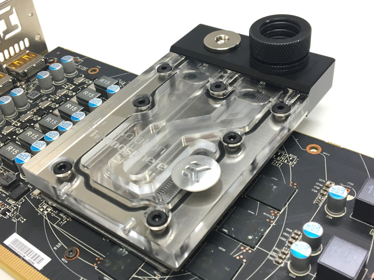 EK Thermosphere GPU Waterblock Review - FunkyKit