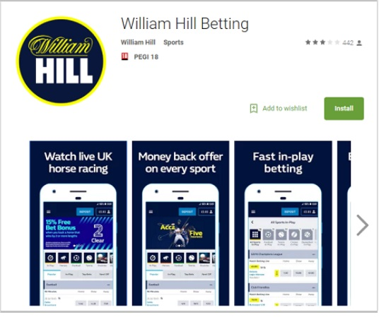 wh betting websites