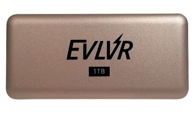 Patriot EVLVR Thunderbolt 3 Portable SSD to Debut at CES