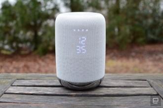 Sony LF-S50G Smart Speaker 2