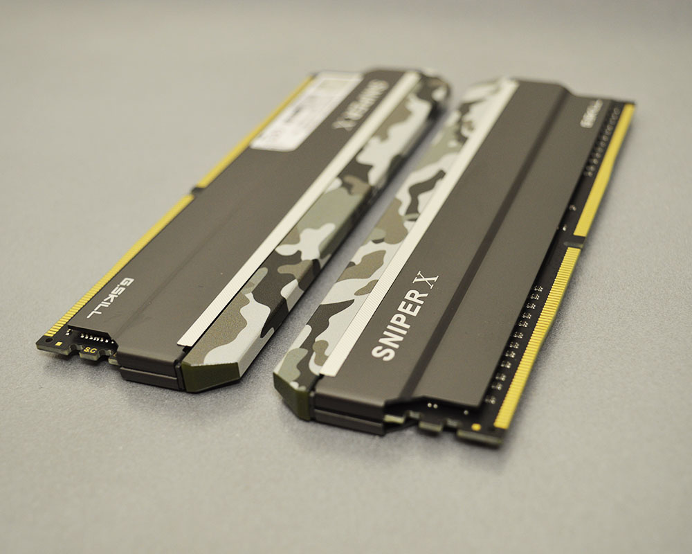 G Skill Sniper X 16GB DDR4-3600 Memory Kit Review - FunkyKit