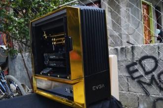 EVGA build by Edwin 7