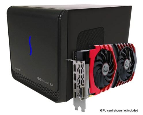eGFX Breakaway Box 650 b