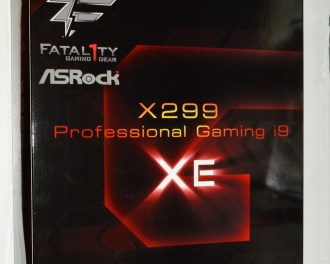 ASRock Fatal1ty X299 Professional Gaming i9 Motherboard