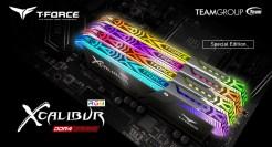 T-FORCE XCALIBUR DDR4 b